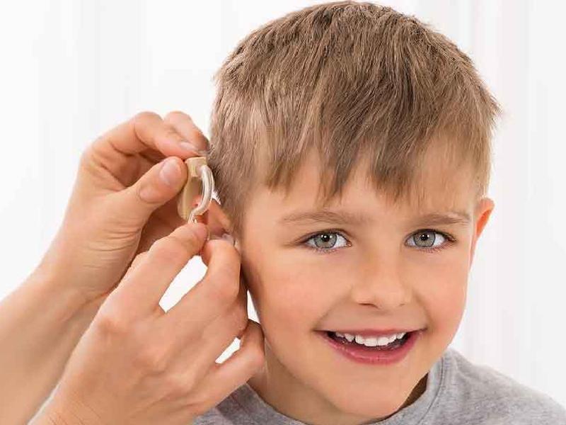 اختلالات شنوایی در بین کودکان