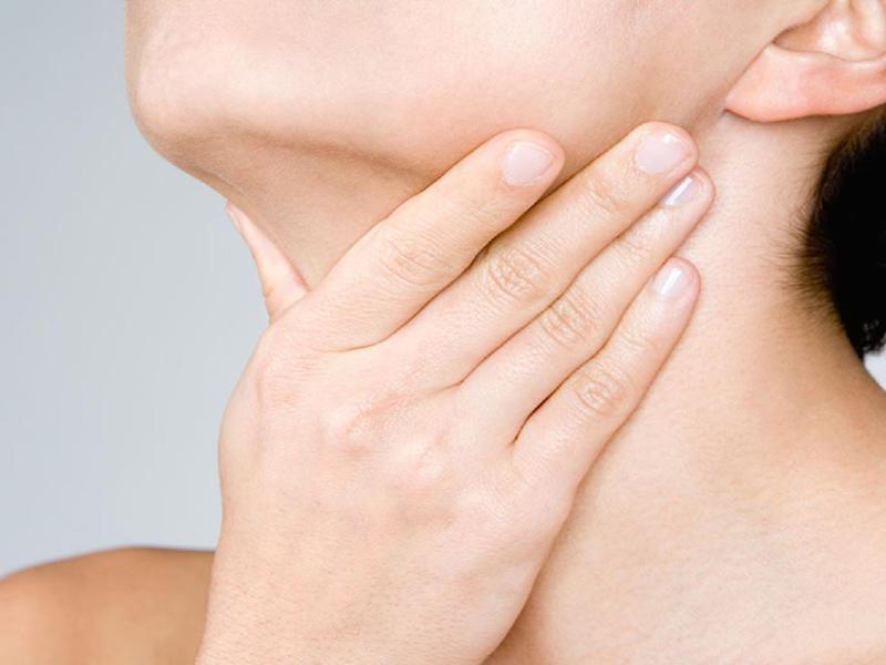 درمان التهاب حنجره